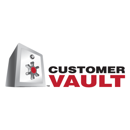 Customer Vault store customers credit card information